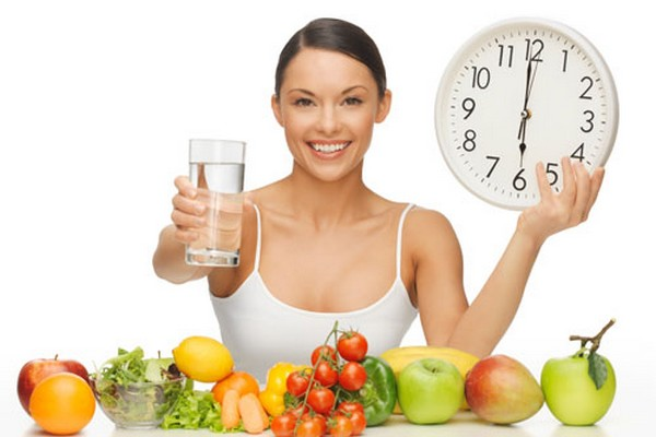 Do not stop eating but eat the right meal on the right time for weight loss