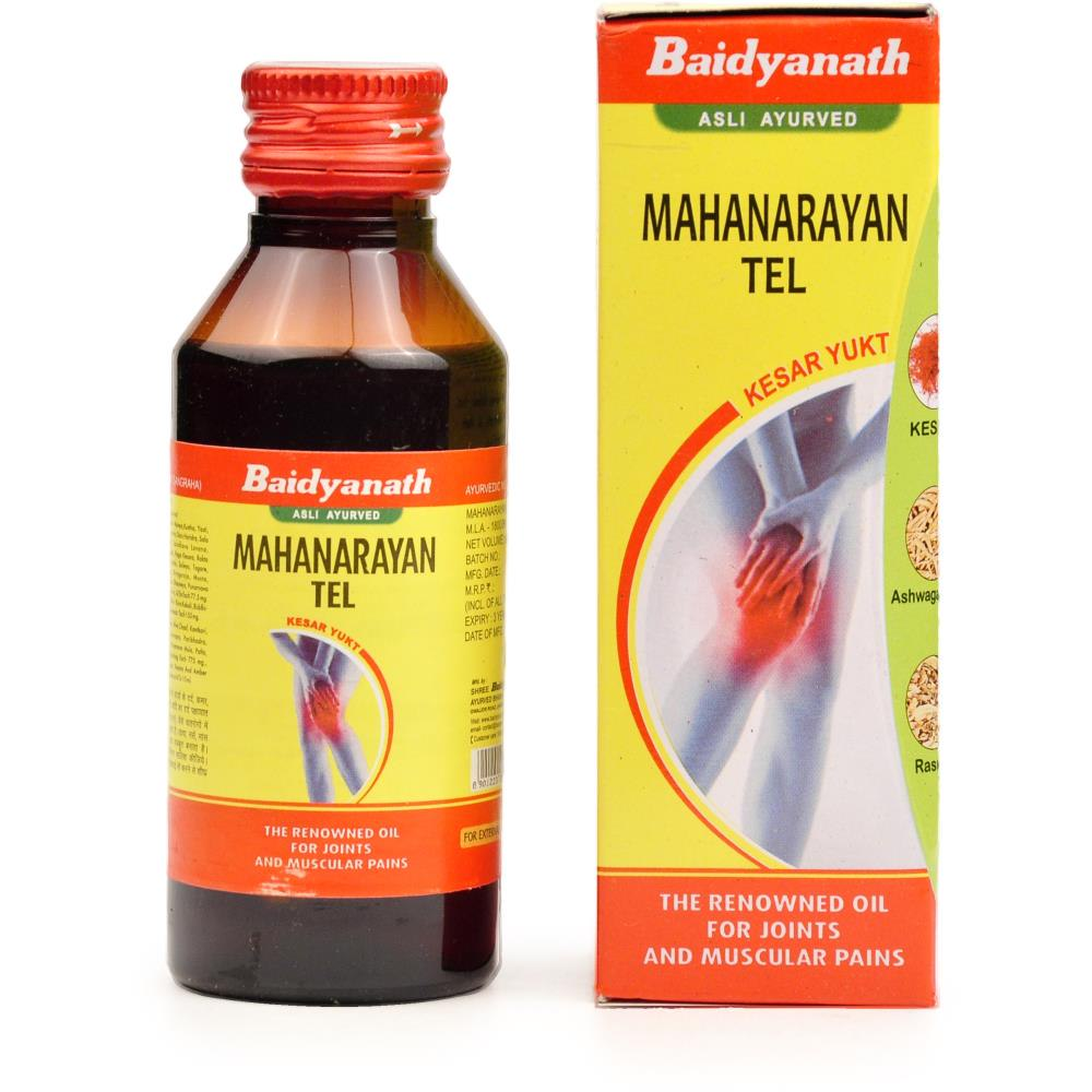 Mahanarayan Tail – Ingredients, Health Benefits And Side-Effects