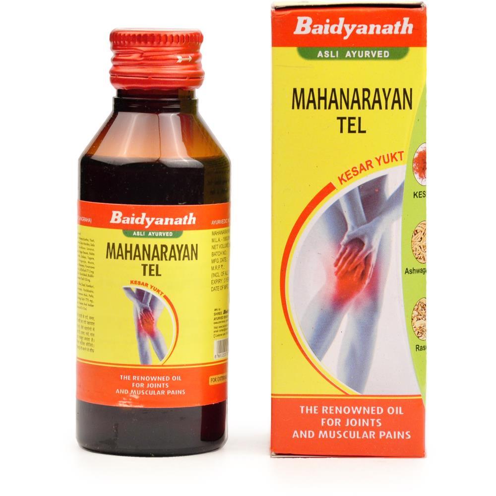 Mahanarayan Tail – Ingredients, Health Benefits AndSide-Effects